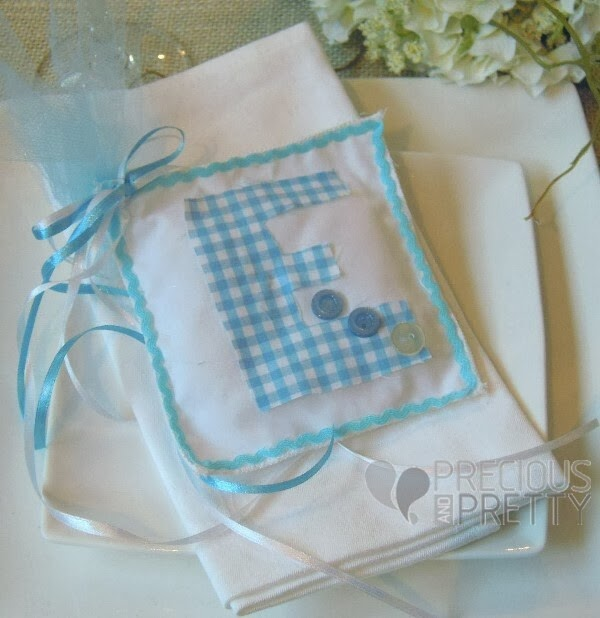 Greek baptism bombonieres for boy B026