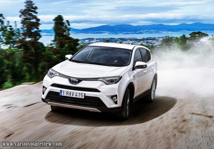 Release Date Toyota RAV4 2019 New Model And Review