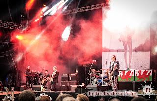 Sos, 4.8, 2016, Festival, Murcia, Música, Manic Street Preachers