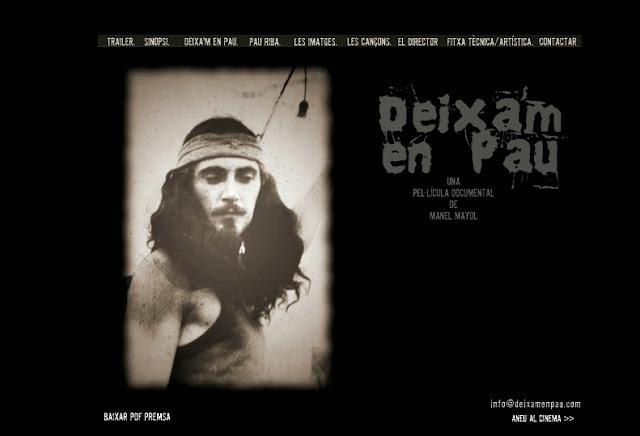 Deixa'm En Pau by Manel Mayol © Delfi Ramirez @ Segonquart Studio 2006