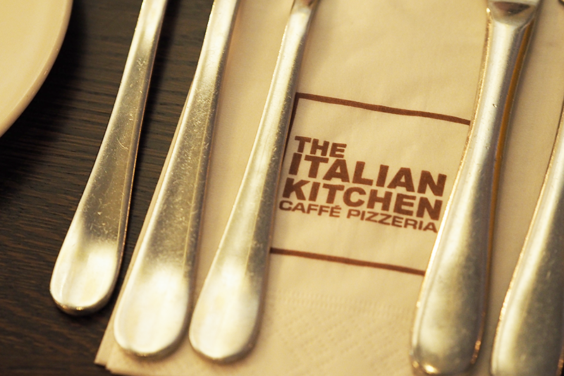 The Italian Kitchen Glasgow Merchant City Restaurant Review | Colours and Carousels - Scottish Lifestyle, Beauty and Fashion blog