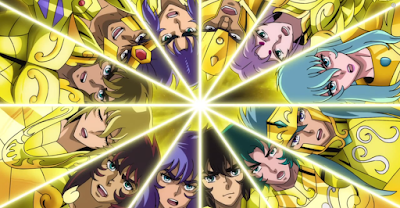 Saint Seiya: Soul Of Gold - Episodio N12