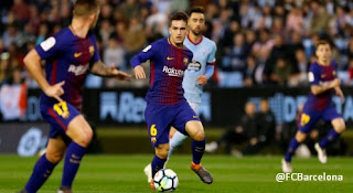 Celta Vigo vs Barcelona 2-2 Highlights