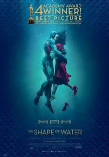 The Shape of Water 2018