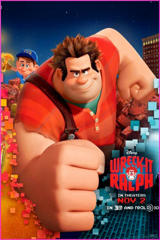 Watch Wreck-It Ralph (2012) Online For Free Full Movie English Stream