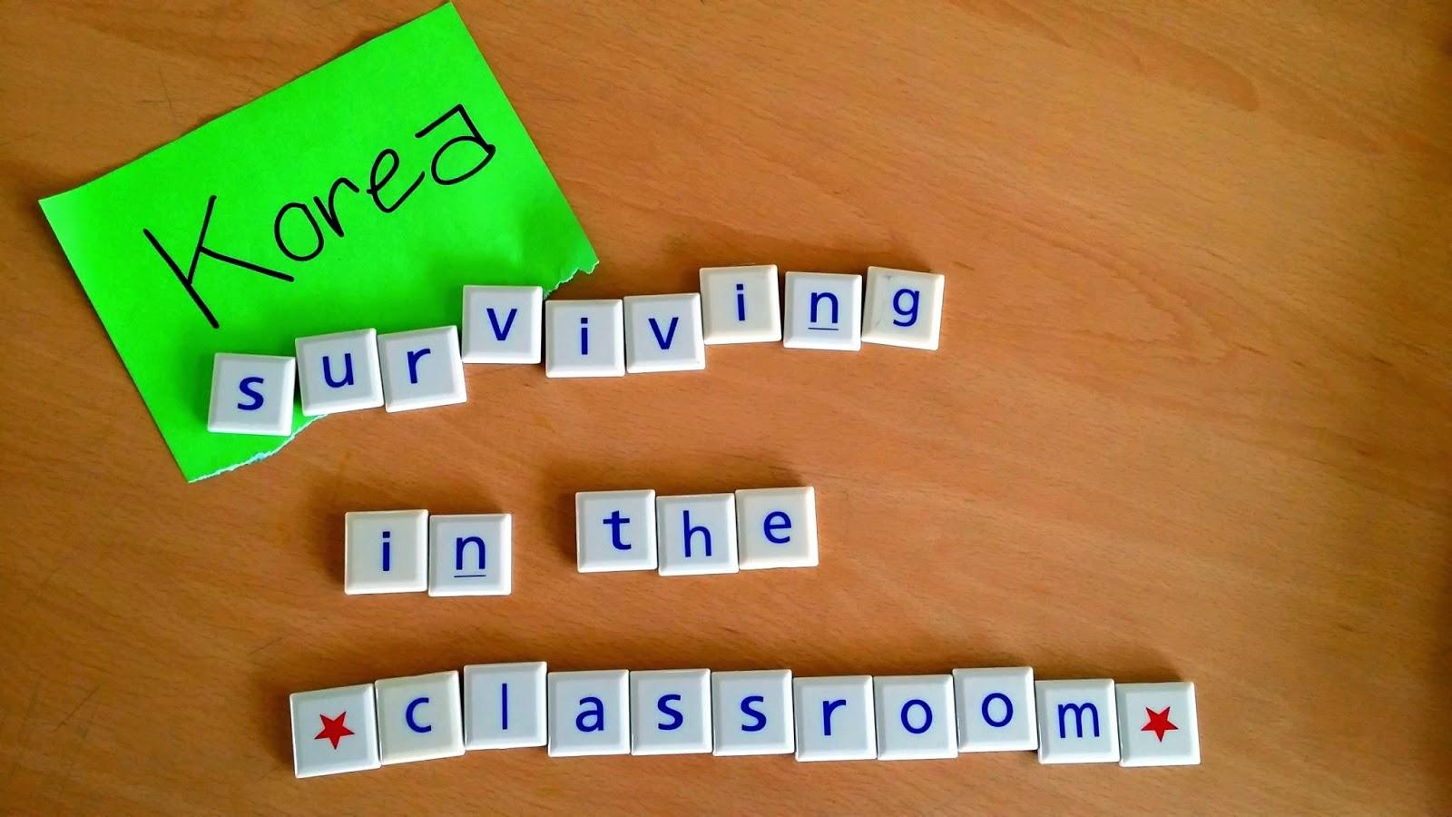Helpful tips on surviving teaching in Busan, Korea