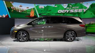 2018 Voiture Neuf 2018 Honda Odyssey Date de sortie, Prix