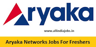 Aryaka Networks Jobs