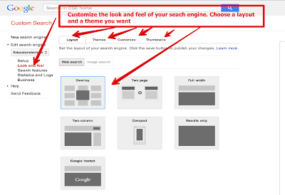 how to create a search engine for your intranet