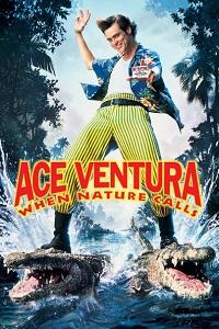 Poster Ace Ventura: When Nature Calls