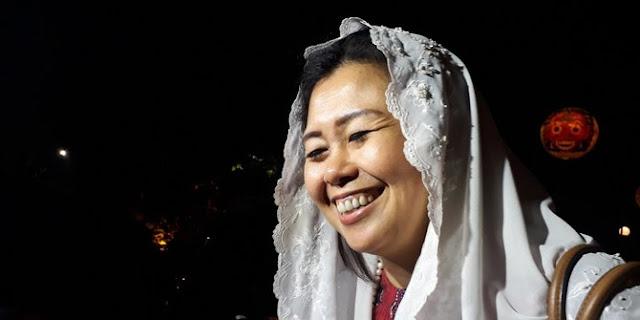 Putri Kedua Pak Gus Dur Yenny Wahid Belum Ada Rencana Untuk Masuk Tim Kampanye Prabowo Subianto Dan Sandiaga Uno
