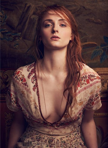 sophie turner sexy models photo shoot the edit magazine
