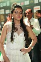 Meghana Gaur in a Deep Neck Sleeveless White Gown at IIFA Utsavam Awards 037.JPG