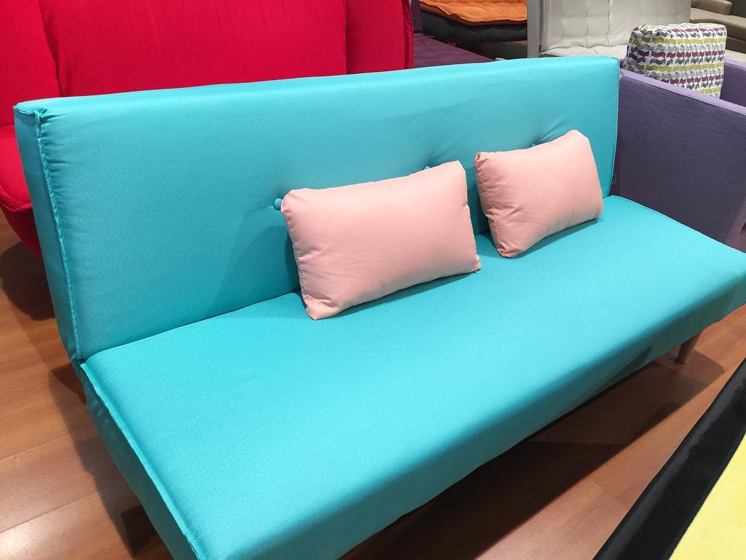 Harga Sofa Bed Inoac Cikarang Flexsteel Sofas Jual Fabelio Dibawah 1 Juta Lupa Bawa Furniture