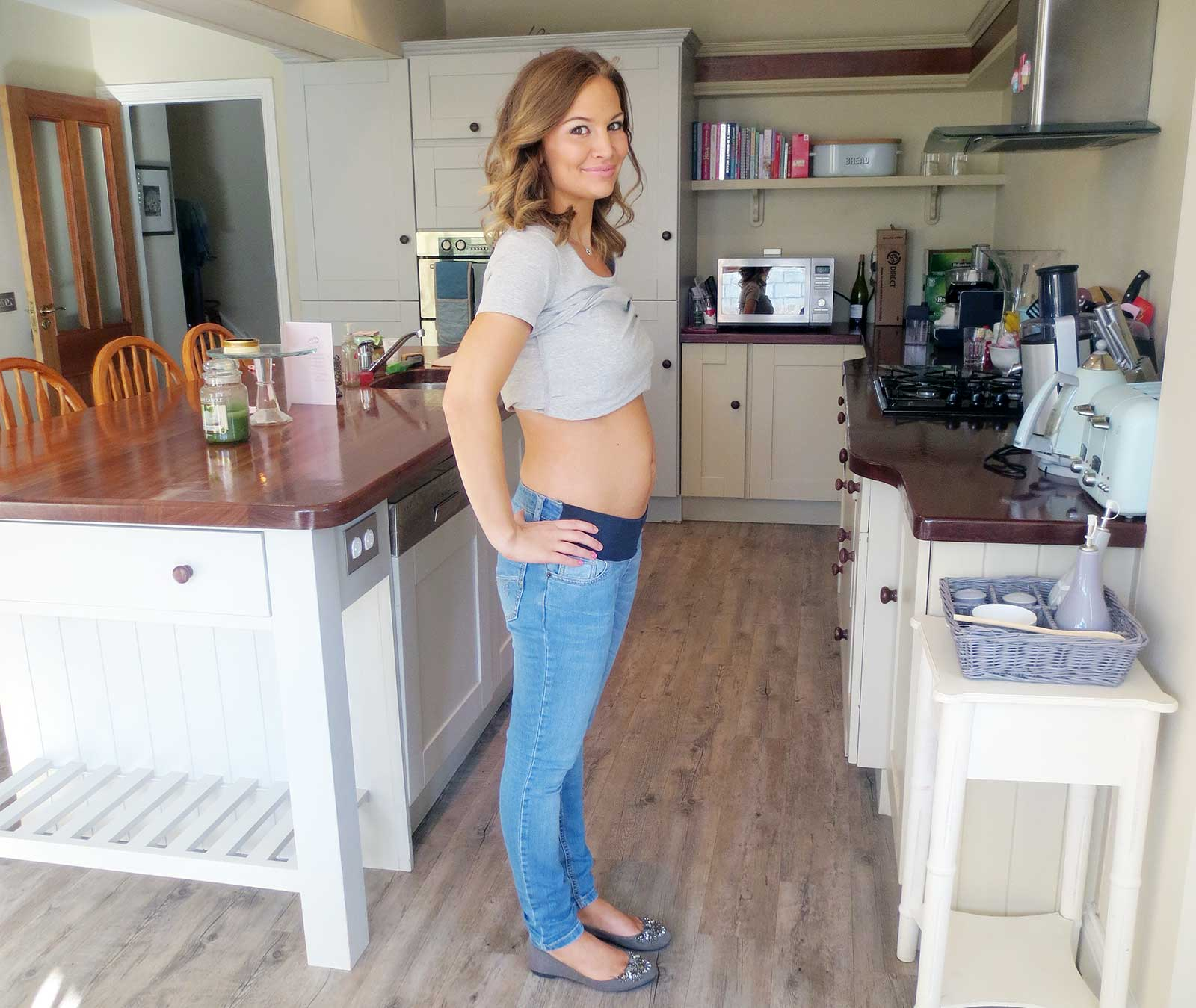 11 Weeks Pregnant with Baby #2!
