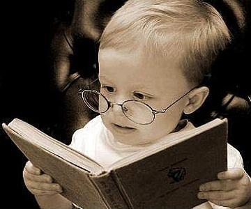 gambar tanda anak pintar dan genius