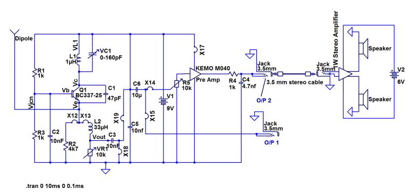 level monitor circuit diagram nonstopfree electronic  simple digital stopwatch circuit