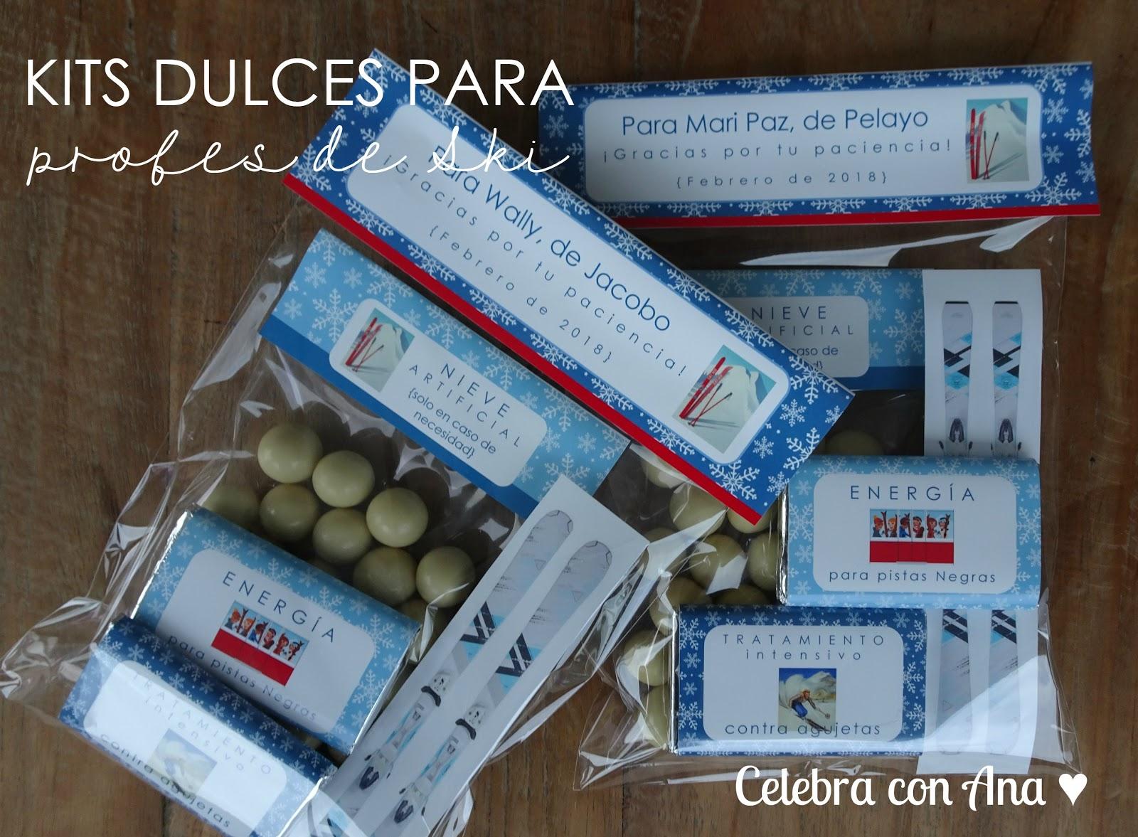 Celebra con Ana | Compartiendo experiencias creativas: Mini-Kits ...