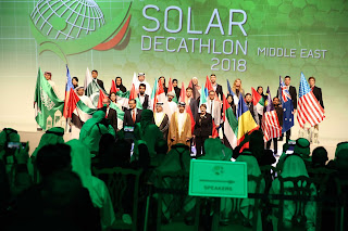 DEWA announces names of teams selected to participate in Solar Decathlon