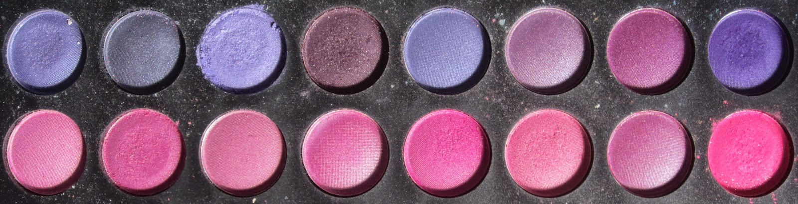 radiant orchid palette