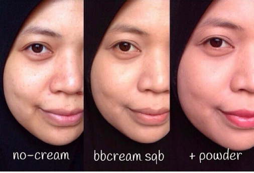 Testimoni BB Cream Seqy Beauty