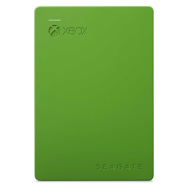 Seagate Game Drive for Xbox One (STEA2000403) - Best 2TB Externa Hard Drive for Xbox One