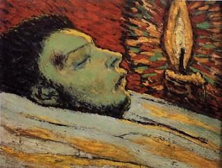 Carlos Casagemas, Picasso.