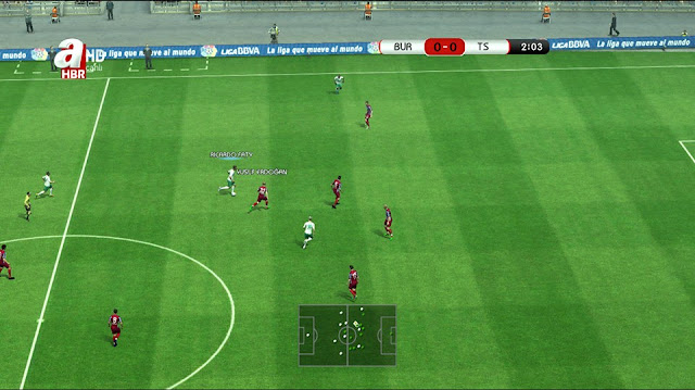 PES 2013 SCOREBOARDS PACK