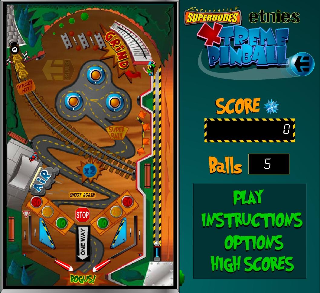Extreme Pinball Play Free Online Fun Game