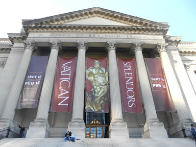 The Franklin Institute in Philadelphia Pennsylvania