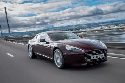 2015 News Aston Martin Build an electric feature Rapide