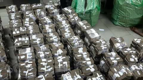 Image result for N448M Found In Lagos Shopping Plaza