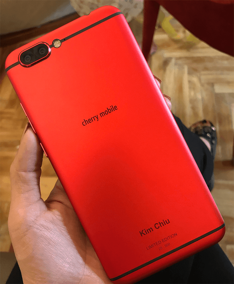 Kim Chui teases Flare S6 Premium Limited Edition smartphone