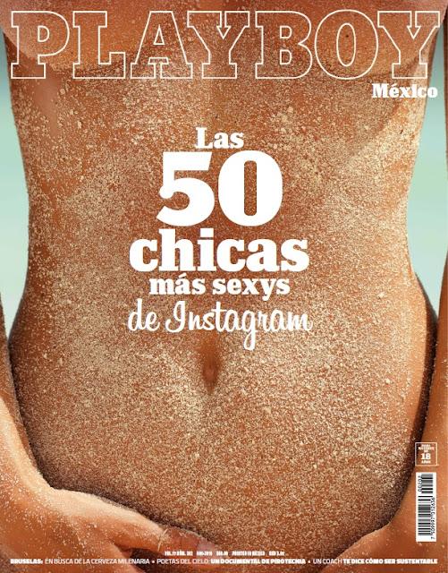 Playboy Mexico Agosto 2019 – Las 50 chicas mas sexys de instagram