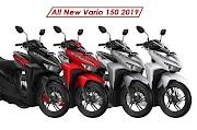 Daftar motor matic Honda dan Yamaha Keluaran Terbaru