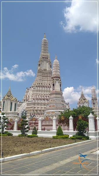 Wat Arun – Temple of Dawn, em Bangkok