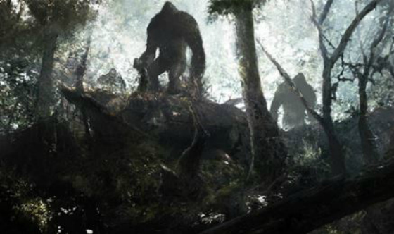 Bigfoot, Shadow Figure and Time Loop in the Catskills