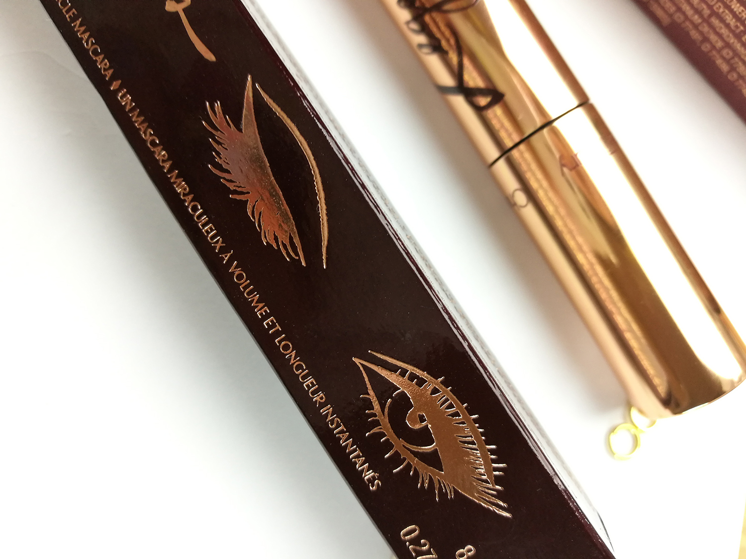 Charlotte Tilbury Legendary Mascara review