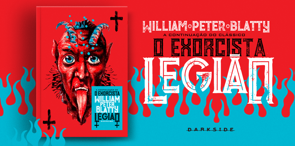 Legião, de Peter William Blatty