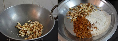 how to make ulundu urundai (laddu)