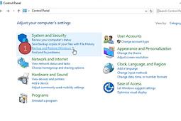 Cara Menciptakan System Recovery Image Windows 10