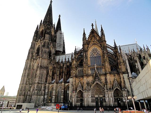 Kölner Dom en Colonia, Alemania