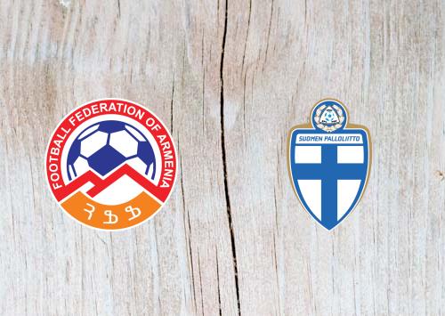 Armenia vs Finland - Highlights 26 March 2019
