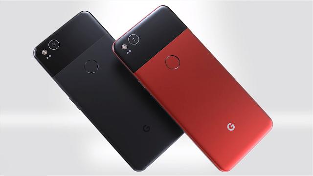 Google Pixel 2 și Pixel XL 2
