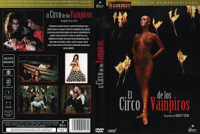 El circo de los vampiros | 1972 | Vampire Circus