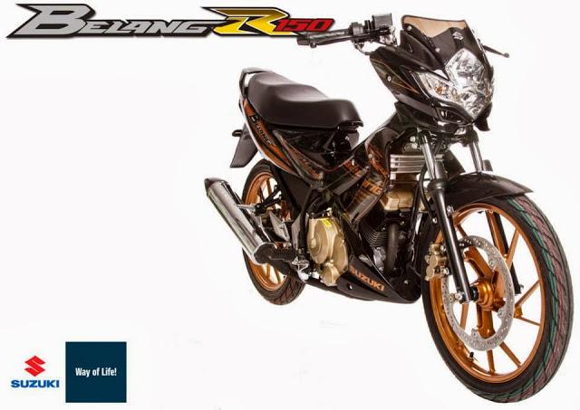 Suzuki Belang R150 Special Edition 2013