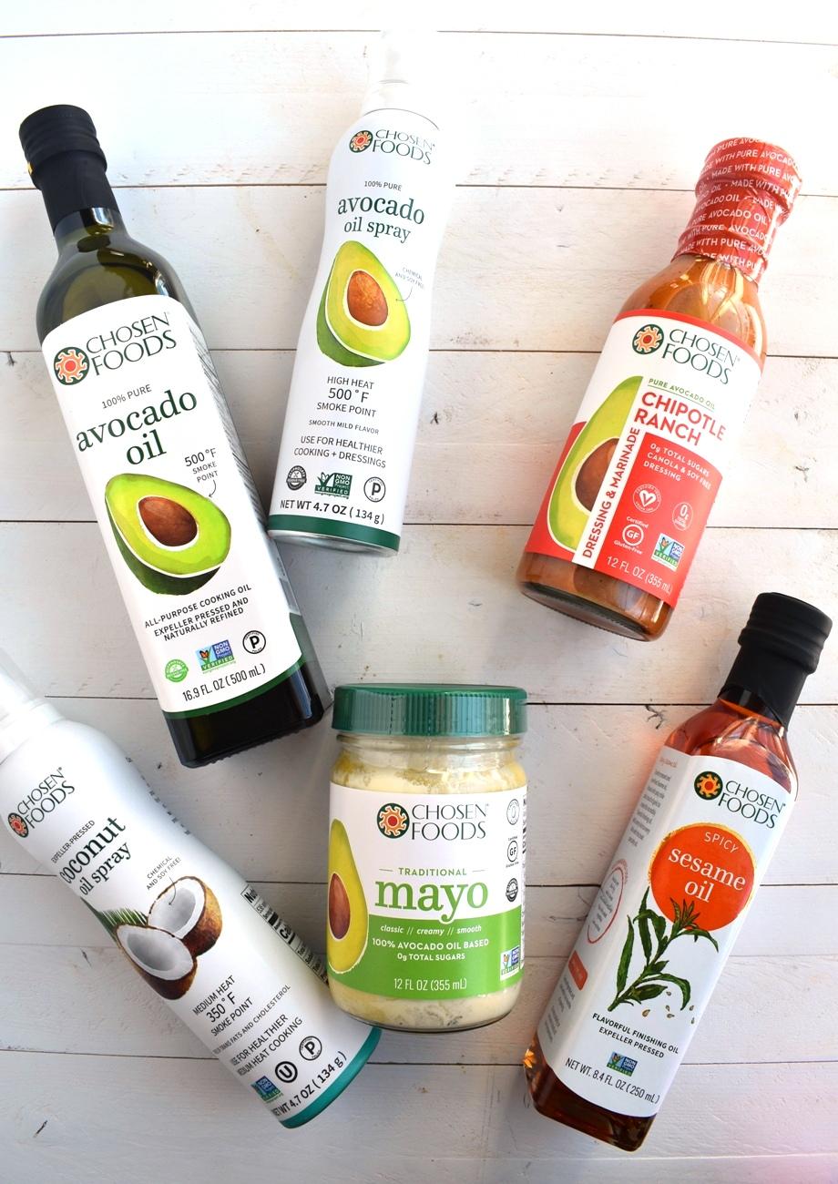Chosen Foods Oils