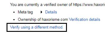 Verifikasi Menggunakan Metode Yang Berbeda