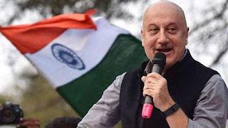 Spotlight : Anupam Kher Succeeds Gajendra Chauhan as FTII Chairman