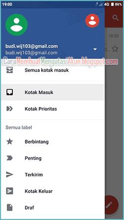 cara mengaktifkan gmail di hp redmi 5a